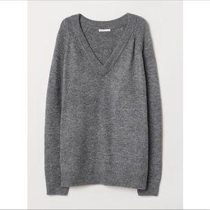 H&M V-neck basic sweater